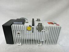 Pfeiffer Balzers Uno 016b 16cfm Single Stage Vacuum Pump Pk D34 804
