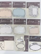 Wendelline Papers Co. Various Styles Of Tented Place Cards