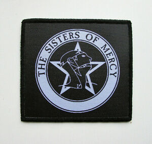 THE SISTERS OF MERCY - Patch / Bauhaus Joy Division The Cure Christian Death