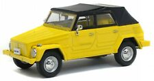 VW 181 Kuebelwagen yellow diecast model car S4305100 Solido 1:43