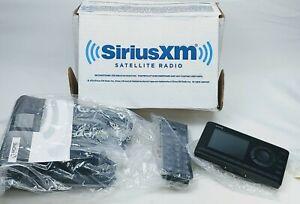 Sirius XM XEZ1 Onyx EZ Satellite Radio Receiver with Home Kit Bundle
