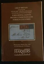 Great Britain Harmers of London 1994 Auction + Brit. Commonwealth