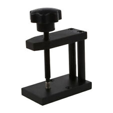 Watch Crystal Front Back Case Cover Screw Press Presser Closing Tool +12 Dies WS