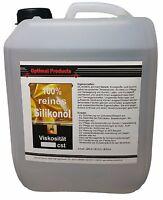 Silikonöl 100 % REIN 100 cSt 1 X 5 Liter Kanister