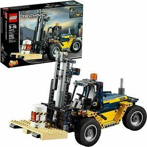 BRAND NEW & SEALED LEGO 42079 TECHNIC HEAVY DUTY FORKLIFT TRUCK