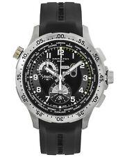 Hamilton Caqui Aviación Worldtimer cronógrafo de cuarzo Reloj para hombres H76714335