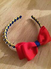 Disney Snow White Inspired Personalised Name Girl Headband Birthday Gift