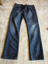 Mens Next straight Jeans Size 32 regular leg