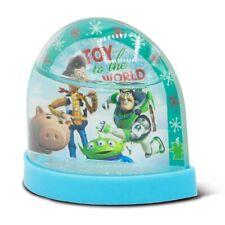 Toy Story Christmas Lenticular Plastic Snowglobe