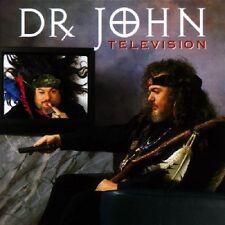 Dr. John Television CD NEW SEALED 1994