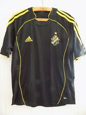 More details for 2006 rare aik 1891 fotboll football svenska adidas black shirt retro soccer top