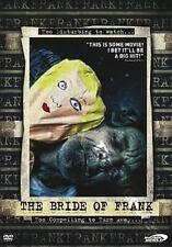 The Bride of Frank NEW PAL Cult DVD Steve Ballot Morgan Tara