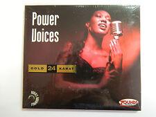 Power Voices Various 24 Karat Zounds Gold CD  Neu & OVP