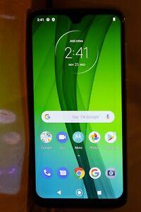 Motorola Moto G7 - 64GB - Clear White (Unlocked) (Single SIM)PAE00010US