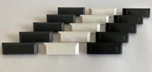 Wasserschlitzkappen Lüftungsschlitzkappen für Aluminiumfenster