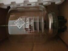 2 Telefunken RS631 Power 300 Watt  Triode tested Klangfilm Röhrenverstärker