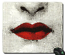 NEW FORNASETTI MOUTH LIPS mouse pad mousepad