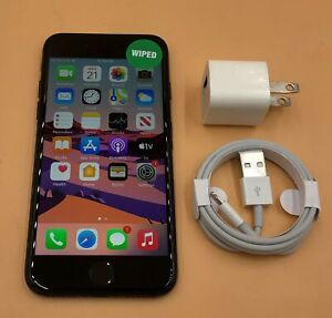 Apple iPhone 7 128GB Jet Black MNAP2LL/A A1660 Verizon (  CDMA + GSM )