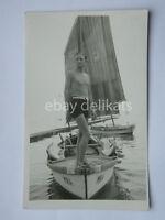 foto GRADO 1936 Gorizia vecchia cartolina fotografica