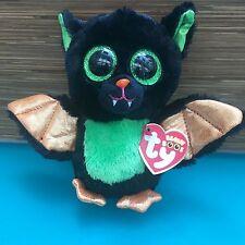 "Ty Beanie Boo Beastie the Halloween Bat 6"" Mwmt Store Exclusive"