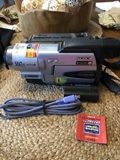Sony Handycam DCR-TRV130 Digital-8 Camcorder  Hi8 Night Shot