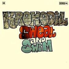 Coccodrillo-Sweat & Swim 2 VINILE LP + Download Nuovo