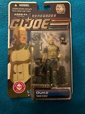 Gi Joe Duke Renegades Hubworld Hasbro