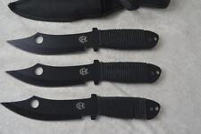 SHARP BRAND NEW SINGLE EDGE NIJIA THROWING KNIFE SET ( L )