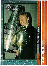 WAYNE GRETZKY 1999-00 Upper Deck  Gretzky Exclusive - card # 11 (ex-mt)