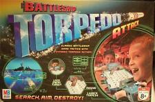 BATTLESHIP TORPEDO ATTACK SEARCH, AIM DESTROY!  2007 MILTON BRADLEY GAME