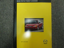 1999 Mazda Protege Product Guide Information Facts Manual FACTORY OEM BOOK 99