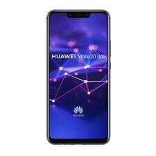Huawei Mate 20 lite Dual-SIM 64GB schwarz Android Smartphone