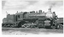 7AA462 RP 1956 CPR CANADIAN PACIFIC RAILROAD ENGINE #3696 CALGARY ALBERTA