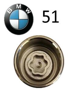 BMW New Locking Wheel Nut Key Number 051