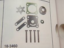 YAMAHA OUTBOARD WATER PUMP KIT 18-3460 6G1-W0078-01-00 FITS 8HP 1984-2009