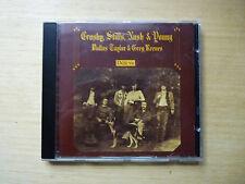 Crosby Stills Nash & Young Deja Vu CD