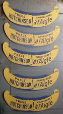 5 Visiéres publicitaires - Caravane du Tour de France - Hutchinson Aigle - Pneu
