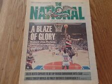 The National Sports Daily 1990 7 ISSUES - VINTAGE