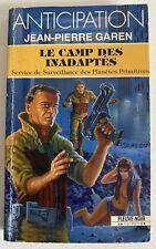 (FN984) ANTICIPATION FLEUVE NOIR  ? N° 1862 - LE CAMP DES INADAPTES