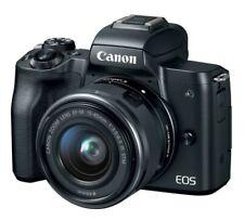 Canon M50 Mirrorless Digital Camera, 15-45mm STM Lens, Smallrig Cage & Freebies