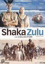 SHAKA ZULU PART 1,2,3,4 - Region 2 Compatible DVD (UK Seller !!! ) NEW