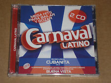 CARNAVAL LATINO - 2 CD SIGILLATO (SEALED)