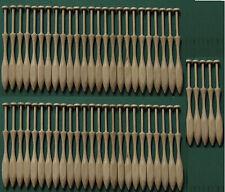 70307/K Klöppeln Klöppel Flandrisch Flachkissenklöppel vierkant hell normal 50+5