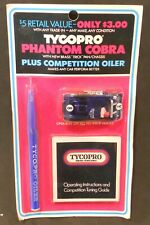 Tyco TYCOPRO Ford Ohantom Cobra Slot Car NEW NOS NIP