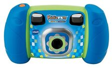 VTECH KIDIZOOM CAMERA CONNECT BLUE KIDS VIDEO 80-14070 FRUSTRATION FREE NEW!