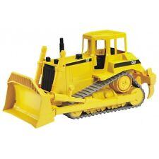 Bruder Caterpillar Bulldozer Baufahrzeug Nutzfahrzeug gelb 2422, Baustellenauto