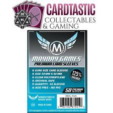Mayday Games Premium Card Sleeves 59x92mm (50 Pack)