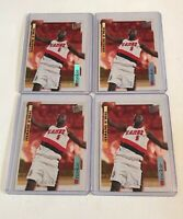 96/97 Fleer Ultra Encore #274 Jermaine O'Neal Trail Blazers RC Lot Of 4 Rookie
