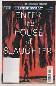 Enter The House of Slaughter FCBD #1