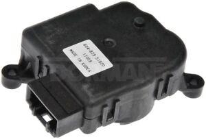 Heater Blend Door Or Water Shutoff Actuator   Dorman (OE Solutions)   604-823